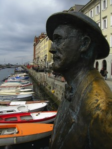 Joyce by the Grand Canal, in Svevo
