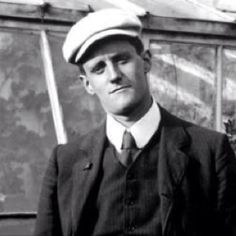 James Joyce as a Young Man