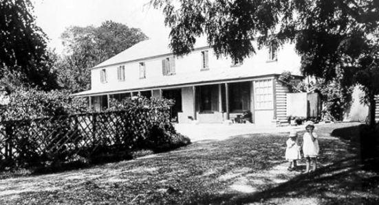 Malahide, Fingal, Tasmania in 1899