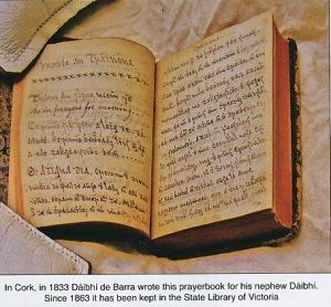 Daibhi's Prayerbook