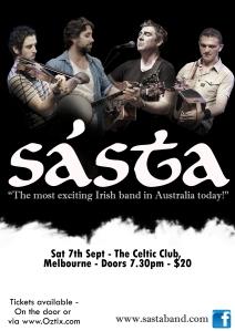sasta poster