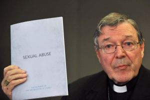 'Not the principal culprits.' Cardinal George Pell