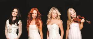 Celtic Woman on stage