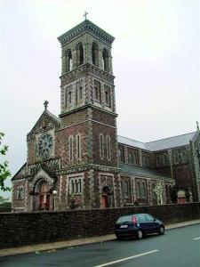 Catholic Cathedral, Lismore, Ireland.