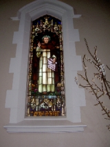 A Forgotten Irish Saint, and his ManyChurches