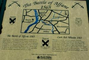 The Battle of Affane