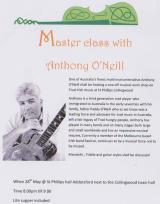 Comhaltas Monthly Instrumental Workshops