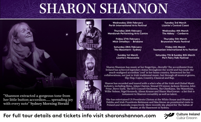 Sharon shannon_National_E_flyer