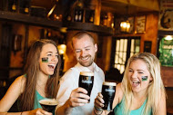 St Patrick's Day 2015 at P.J.O'Brien's