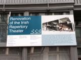 Refurbishing Irish Theatre in NewYork