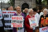 Survivors of symphysiotomy