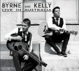 Byrne and Kelly Announce Australian Tour Dates for 2015