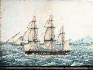 Convict Ship 1820