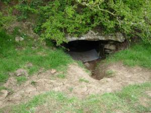 Oweynagat Cave Entrance. Credit Trip Advisor
