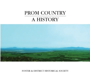 Prom Country - A History Cover copy