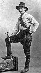 John MacBride, Transvaal Irish Brigade. Credit An Phoblacht