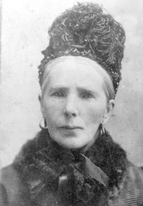 Anne Barrow came as an orphan from Mallow