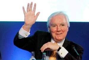 Tony O'Reilly stepping down. Credit IE