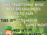 Celtic Club Activities.