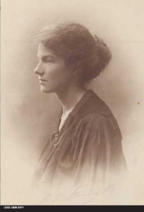 Louise Duffy. Credit Centenaries UCD