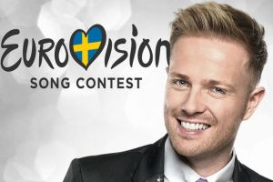 Nicky Byrne, Ireland's act for Eurovision 2016. From the Eurovision site.