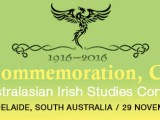 Australasian Irish Studies Conference 2016