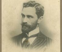 Roger Casement, gentleman. Reproduced by RTE for its Centenary of the Rising coverage.
