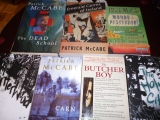 Who are your favourite Irish novelists?