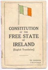 Birth of the Irish FreeState/1922