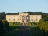 Northern Ireland government collapse