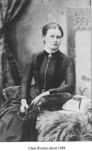 Clara Weekes