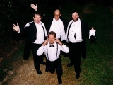 The Tatty Tenors of Brisbane Sing for Bloomsday 2017