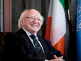 Unpacking President Michael D Higgins' Address at the University of Melbourne on 12 October 2017