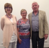 An Irish Language Champion Honoured