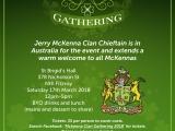 Clan McKenna Gathering