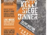 Ned Kelly Fundraising Dinner inGlenrowan