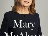 Mary McAleese, by herself