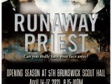 Runaway Priest Makes a Debut
