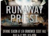 Runaway Priest Makes aDebut